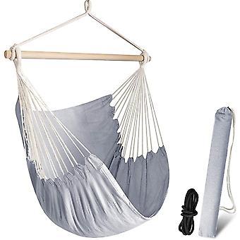 Chihee Hngematte Stuhl Groe Hngematte Stuhl Entspannung Hngesessel Baumwolle Weben fr Hchsten