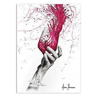 Art-Poster - Wijnavond - Ashvin Harrison