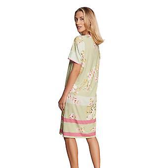 Féraud High Class 3211001-16406 Women's Graphic Flower Cotton Nightdress