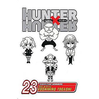 Hunter x Hunter Vol. 23 av Yoshihiro Togashi