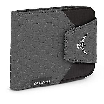 Osprey QuickLock RFID Wallet, Adult Unisex Life Wallet, Shadow Grey, One Size