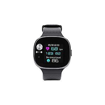 ASUS VivoWatch BP בקרמיקה, קצב לב ולחץ, תאוצה ו-GPS, איכות שינה ורמת מתח, Ref. 4718017478816