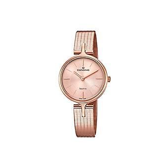 Classic Analog Quartz Candino Wristwatch C4645/1