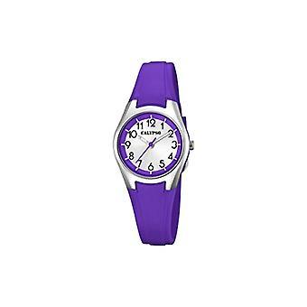 Calypso Watches Analog Watch Quartz Woman with Plastic Strap K5750/3