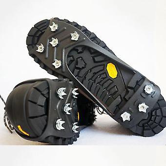 Utendørs klatring is crampon sklisikre sko spike