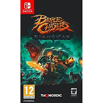 Battle Chasers Nightwar Nintendo Switch Game