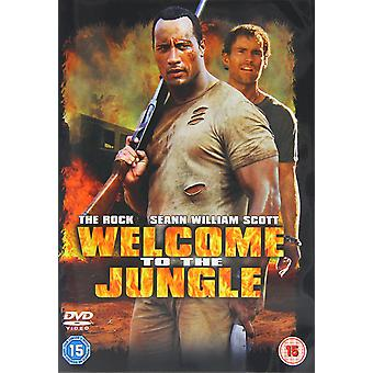 Welcome To The Jungle DVD (2011)