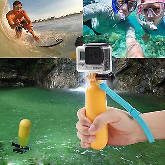 Floating Handheld Monopod, Mount Hand Grip, Selfie Stick, Action Cameras