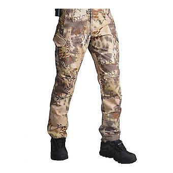 Pantaloni Casual Camo