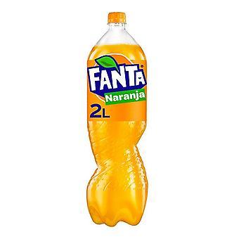 Osvěžující nápoj Fanta Orange (2 x 2 l)
