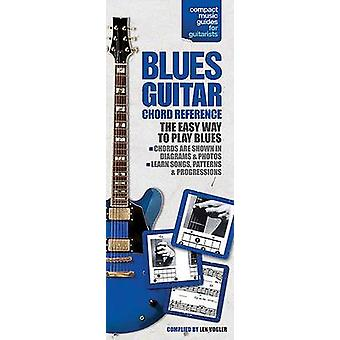 The Compact Blues Guitar Chord Reference by Music Sales