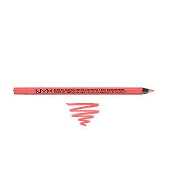 NYX Professional Makeup Lip Pencil- Pink Canteloupe