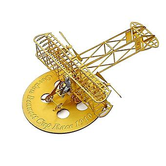 1/160 3D Metal Puzzle Airplane Model Kit Toy Figures For Adult Gift  B16010|Model Building Kits