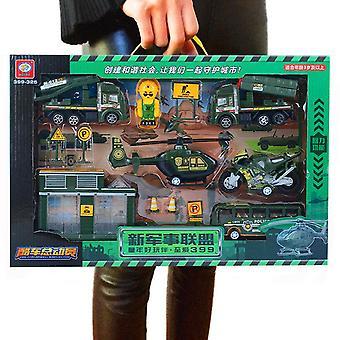 Conjunto de juguetes de simulación de alianza militar de Children'