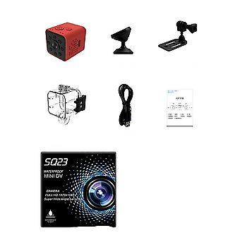 オリジナルミニカムWi-Fiカメラ - フルHD 1080pナイトビジョン防水シェル