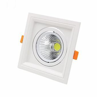 Odlewane aluminiowe światło sufitowe LED Cob