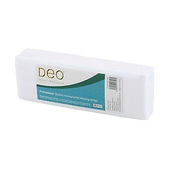 DEO Honeycomb Högkvalitativa remsor på rullar för vaxning - Papper - 100 m