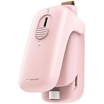 Mini sellador térmico de plástico de almacenamiento de paquetes para accesorios de cocina de aperitivos de alimentos| Clips de bolsa