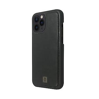 iPhone 12 / 12 Pro Marvêlle Magnetiskt Skal Svart
