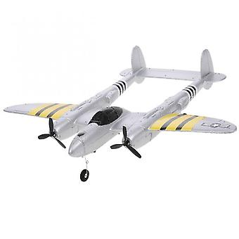 P38 Remote Control Foam Fighter Airplane Model Children's Toy Gift