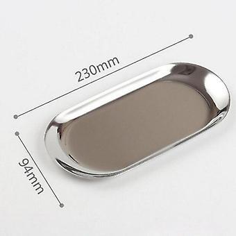 Rangement en métal inspiré du style scandinave et plateau d'organisation (Cb)