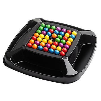 Rainbow Ball Matching Early Education Board Enfants Jouet Drôle Parent-enfant Jeu de société Puzzle Jouet Définit le jeu intelligent du cerveau