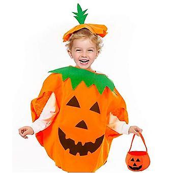 Halloween Kürbis Kostüm Set Party Kostüm Kinder Erwachsene Kostüm