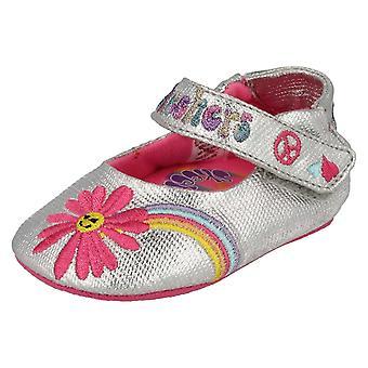 Baby jenter Skechers Pram sko Baby Bloom