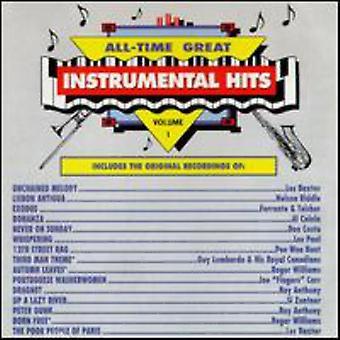 Groot instrumentaal Hits - Vol. 1-groot instrumentaal Hits [CD] USA importeren