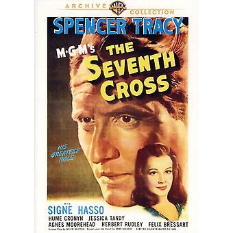Siebte Kreuz [DVD] USA import