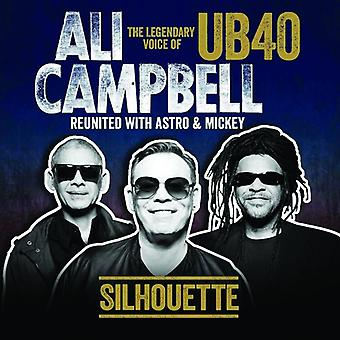 Ali Campbell - Silhouette (the Legendary Voice of Ub40) [CD] USA import
