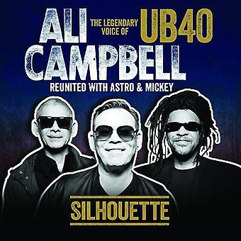 Ali Campbell - siluett (den legendariska röst av Ub40) [CD] USA import