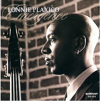 Lonnie Plaxico - Emergence [CD] USA import