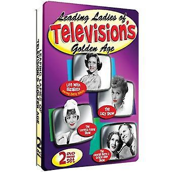 Leading Ladies of Tvs Golden Age [DVD] USA import