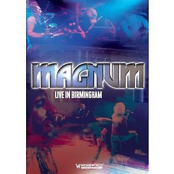 Magnum - Live in Birmingham [DVD] USA import