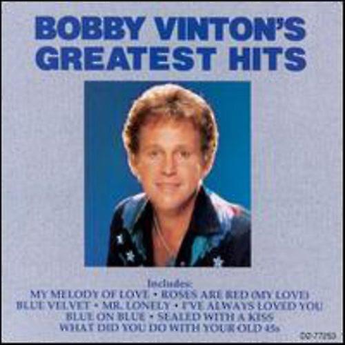 Bobby Vinton - Greatest Hits [CD] USA import