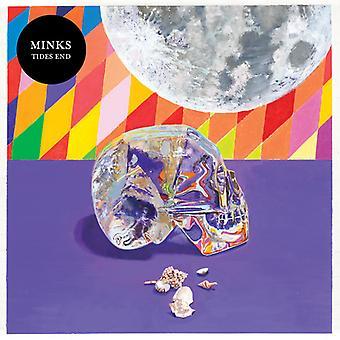 Minks - Tides End [CD] USA import