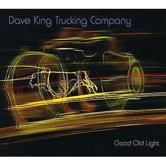 King, Dave Trucking Company - Good Old Light [CD] USA import