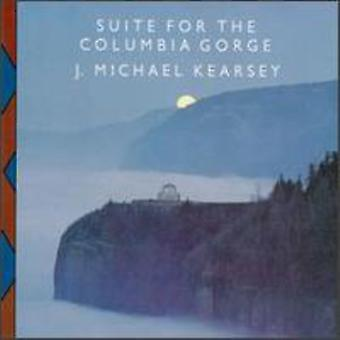J. Michael Kearsey - Suite for the Columbia Gorge [CD] USA import