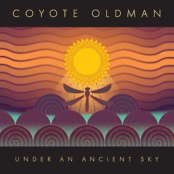 Coyote Oldman - Under an Ancient Sky [CD] USA import
