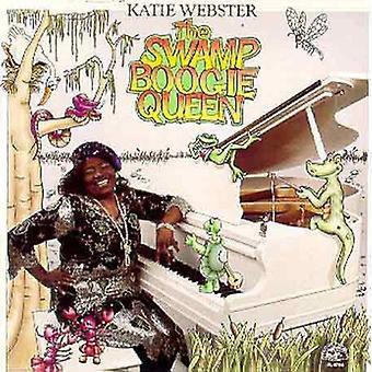 ケイティ ウェブスター - 沼ブギの女王 [CD] USA 輸入