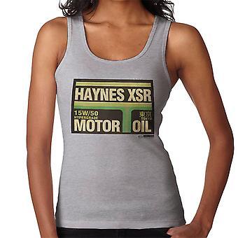 Haynes Marke XSR Tokio Motoröl Damen Weste