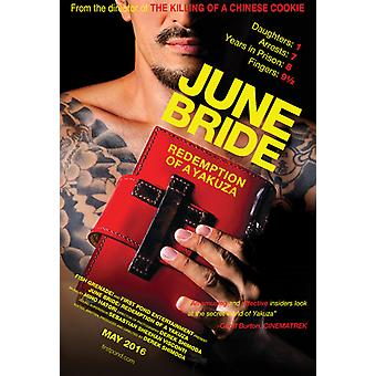 June Bride: Redemption of a Yakuza [DVD] USA import
