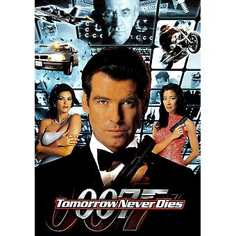 Tomorrow Never Dies Poster Poster Print by