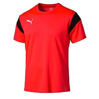 Puma voetbalshirt opleiding (rood)