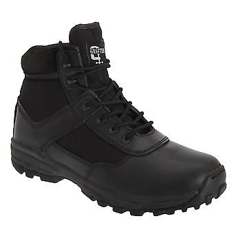 Grafters Mens Cover II Non-Metal Lightweight Combat Boots