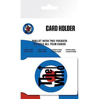 The Who Logo détenteur de la carte