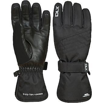 Trespass Mens & Womens/Ladies Rutger Waterproof DLX Snowsport Gloves