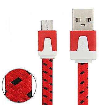 1m USB data and charging cable for all Smartphone and Tablet micro USB