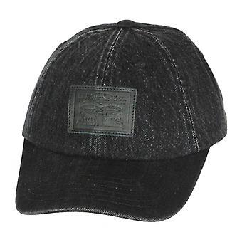 Levi's Classic Dark Denim Curve Cap ~ 2 Horse